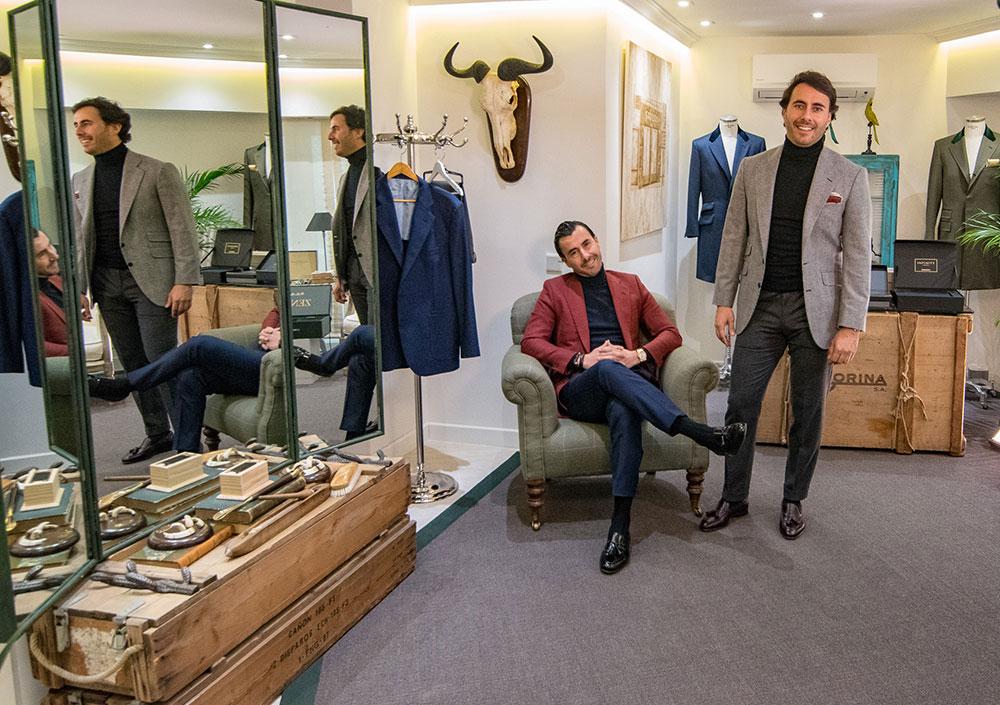 bow tailors coa